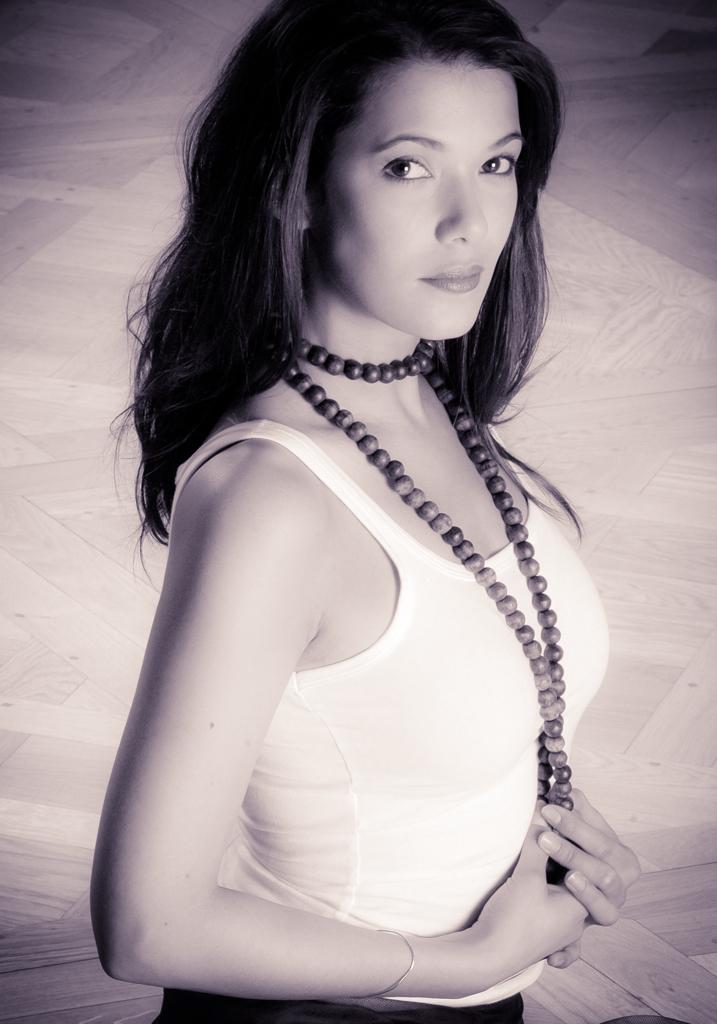 Melanie Doutey