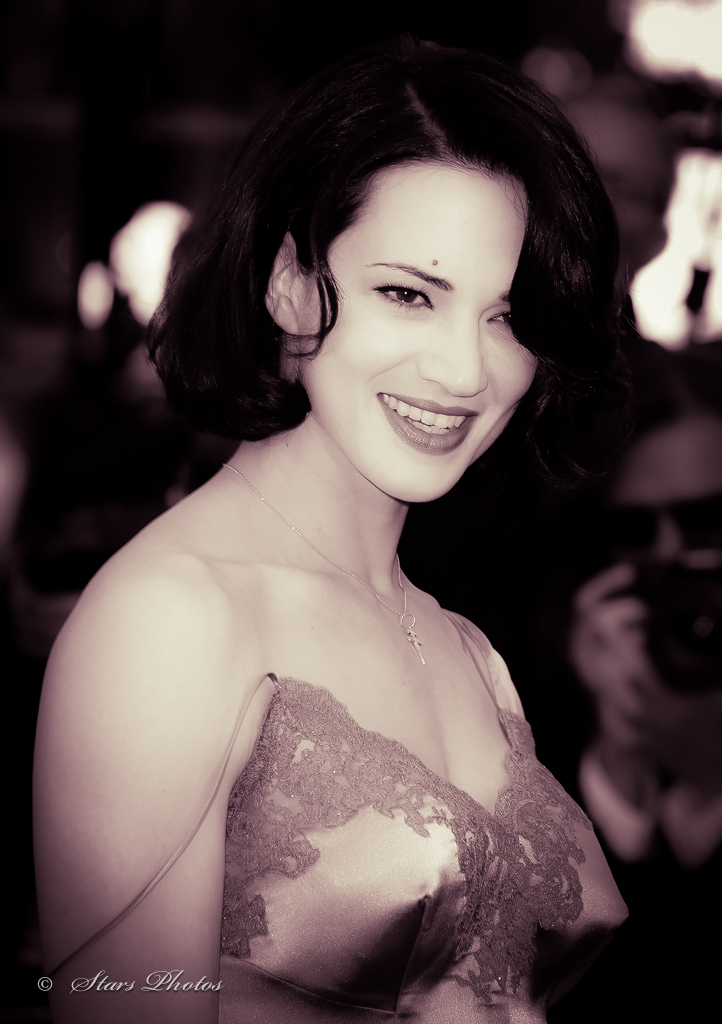 ASIA ARGENTO at Cannes Film Festival Closing Ceremony